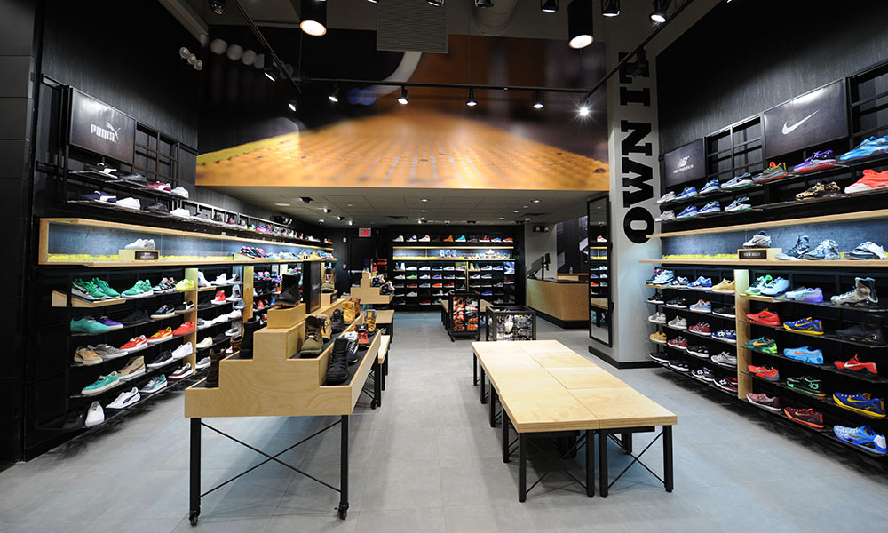 Footaction Flagship 2