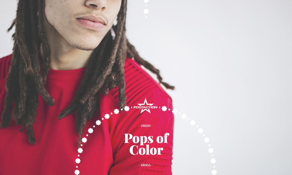 Footaction_Feb2015Lookbook_PopsOfColor_Title