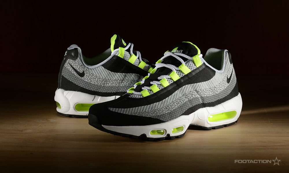 pretty cool new high quality online shop Nike Air Max 95 JacquardFootaction Star Club