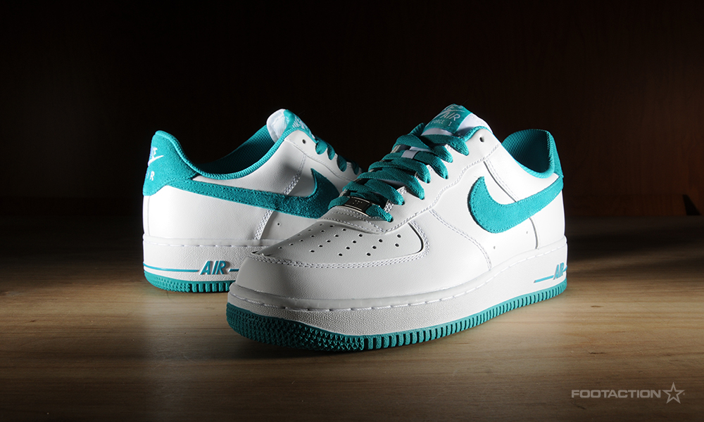Nike Air Force 1 Low White/Turbo