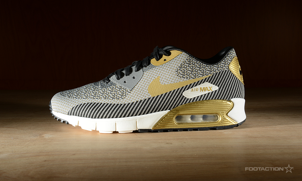 nike air max 90 jacquard gold