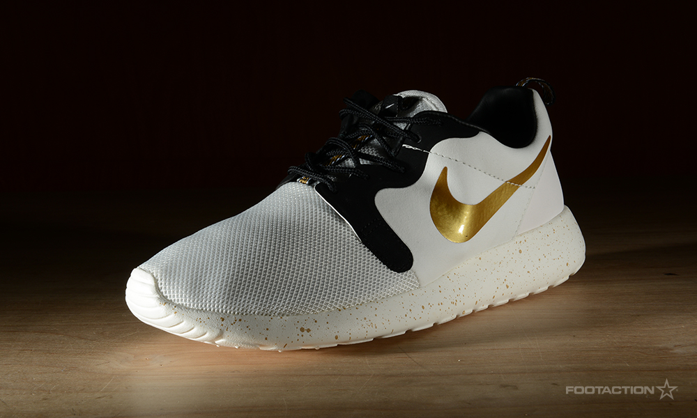 best sneakers 5260c 8d7be Nike Roshe Run 'Gold'Footaction Star Club