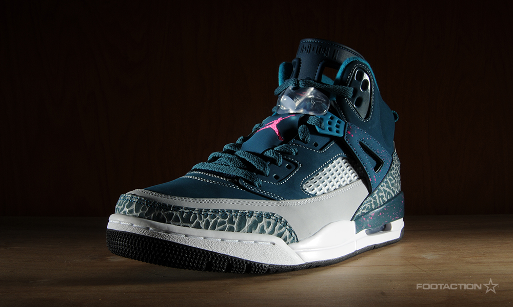 newest collection 8c860 29499 Jordan Spizike 'Space Blue'Footaction Star Club