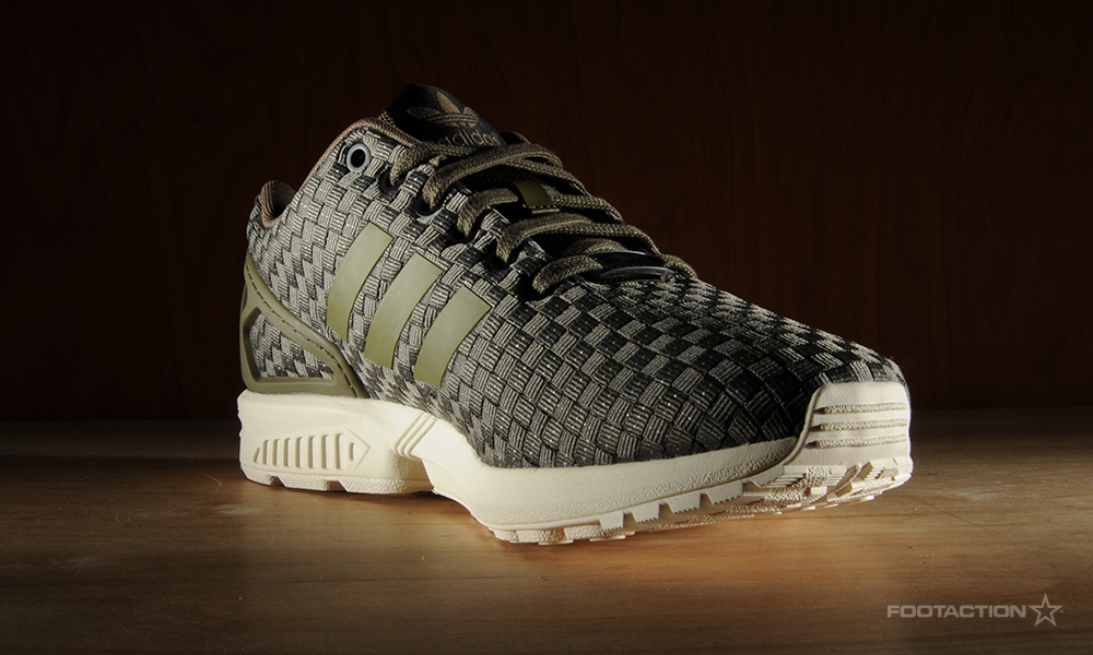 low cost a7d27 13bab adidas ZX Flux Reflective WeaveFootaction Star Club