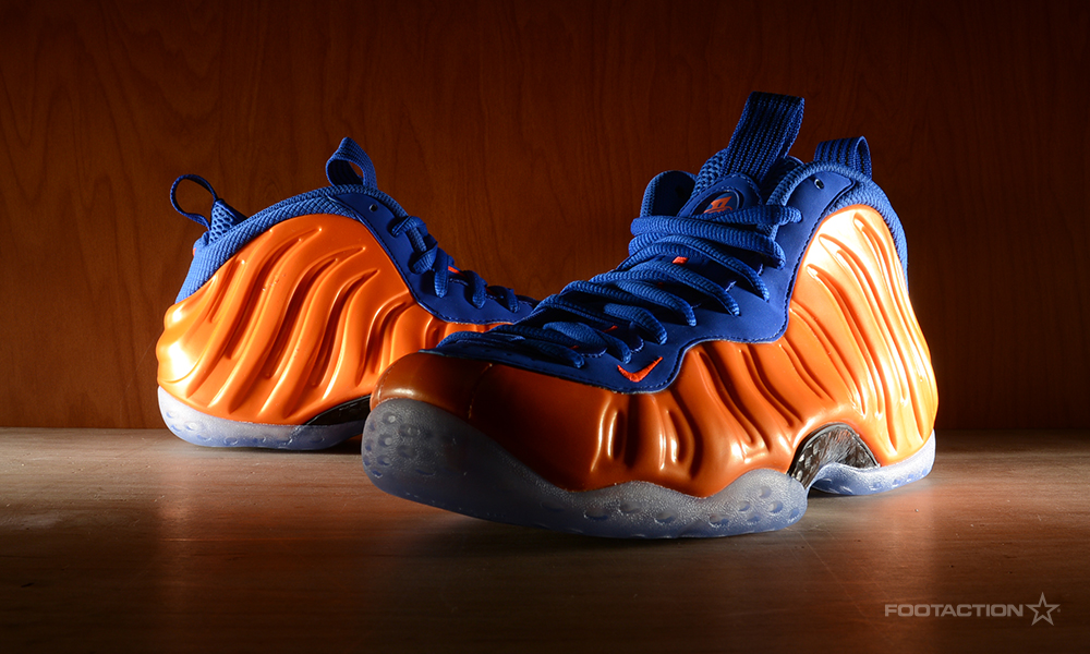 Air Foamposite One - Footaction Star