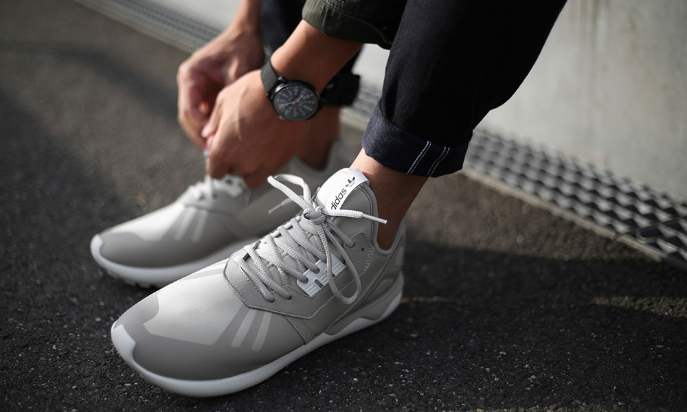 adidas originals tubular runner nere
